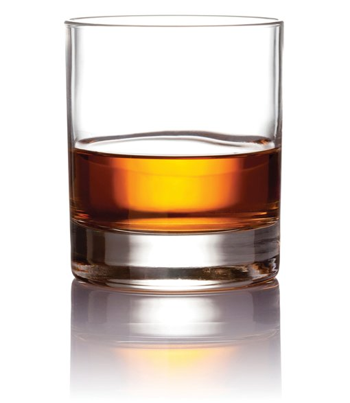photo of a glass of spirit