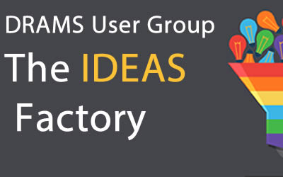 Innovation Live! The DRAMS Ideas Factory